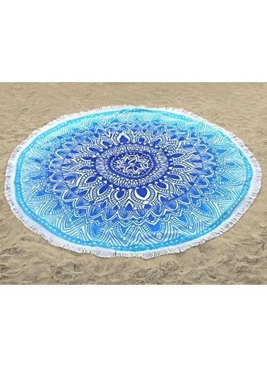 İrya Home More Marısa Plaj Havlusu Renkli